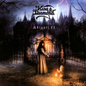 King Diamond: Abigail II: The Revenge - Cover