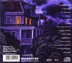 King Diamond: Voodoo (CD) - Bild 2