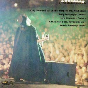 King Diamond: The Spider's Lullabye (CD) - Bild 2