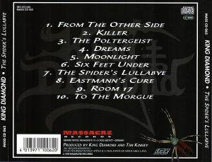 King Diamond: The Spider's Lullabye (CD) - Bild 4