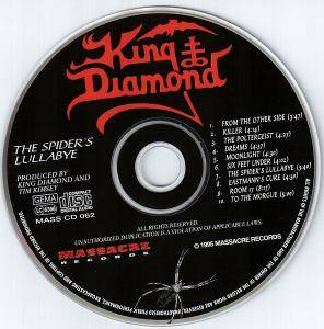 King Diamond: The Spider's Lullabye (CD) - Bild 5