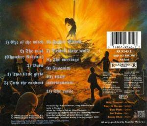 King Diamond: The Eye (CD) - Bild 2