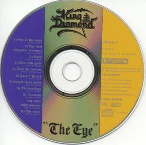 King Diamond: The Eye (CD) - Bild 3