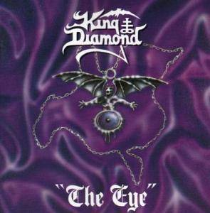 King Diamond: Eye, The - Cover