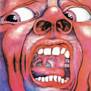 King Crimson: In The Court Of The Crimson King - Cover