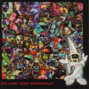 Killing Joke: Democracy (CD) - Bild 1