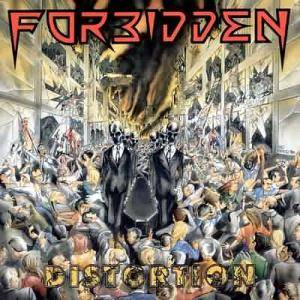 Forbidden: Distortion - Cover