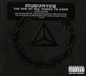 Cover - Mudvayne: End Of All Things To Come, The
