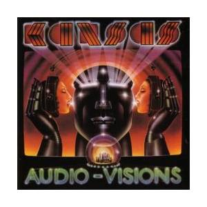 Cover - Kansas: Audio-Visions