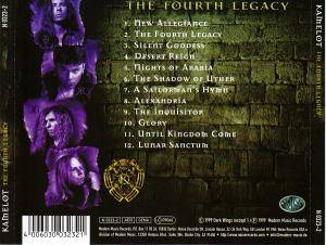 Kamelot: The Fourth Legacy (CD) - Bild 2