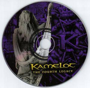 Kamelot: The Fourth Legacy (CD) - Bild 3