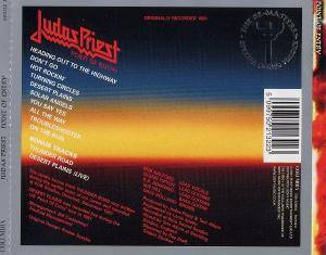 Judas Priest: Point Of Entry (CD) - Bild 2