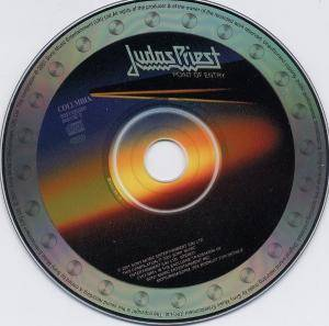Judas Priest: Point Of Entry (CD) - Bild 3