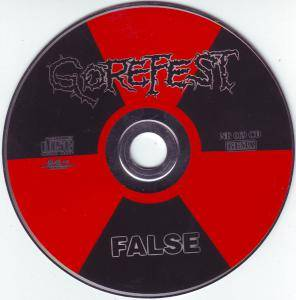 Gorefest: False (CD) - Bild 3