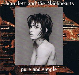 Cover - Joan Jett & The Blackhearts: Pure And Simple