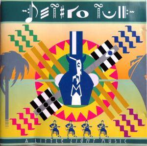 Jethro Tull: Little Light Music, A - Cover