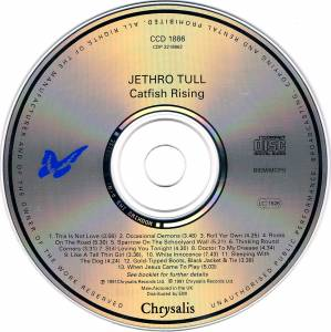 Jethro Tull: Catfish Rising (CD) - Bild 3