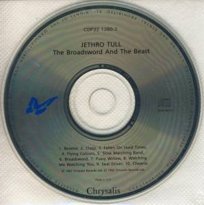 Jethro Tull: The Broadsword And The Beast (CD) - Bild 4