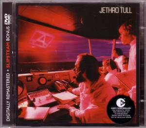 Jethro Tull: A - Cover