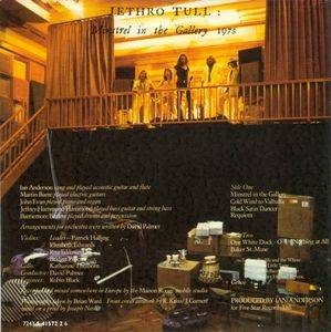 Jethro Tull: Minstrel In The Gallery (CD) - Bild 2