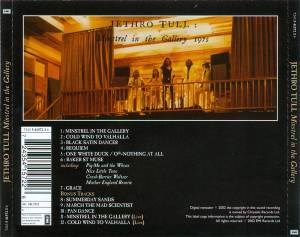 Jethro Tull: Minstrel In The Gallery (CD) - Bild 4