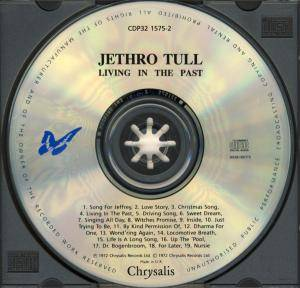 Jethro Tull: Living In The Past (CD) - Bild 10
