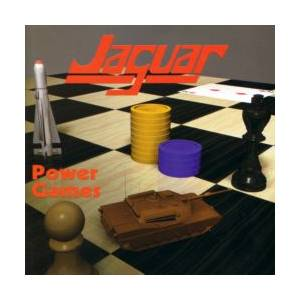 Jaguar: Power Games - Cover