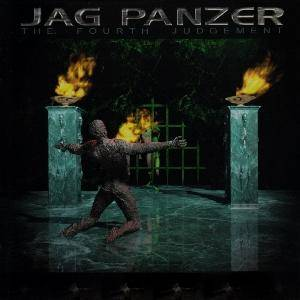 Jag Panzer: Fourth Judgement, The - Cover