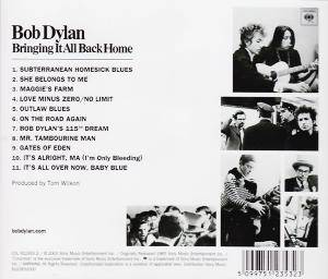 Bob Dylan: Bringing It All Back Home (CD) - Bild 2