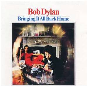 Bob Dylan: Bringing It All Back Home - Cover