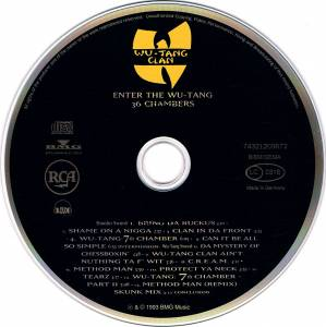 Wu-Tang Clan: Enter The Wu-Tang (36 Chambers) (CD) - Bild 3