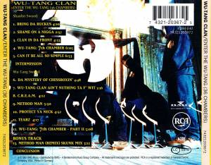 Wu-Tang Clan: Enter The Wu-Tang (36 Chambers) (CD) - Bild 5