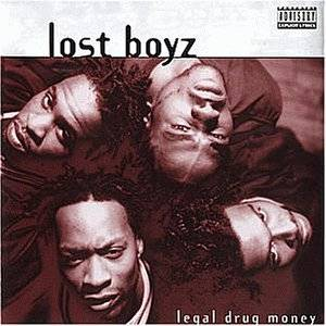 Cover - Lost Boyz: Legal Drug Money