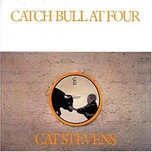 Cat Stevens: Catch Bull At Four - Cover