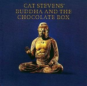 Cat Stevens: Buddha And The Chocolate Box - Cover