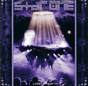 Star One: Live On Earth - Cover