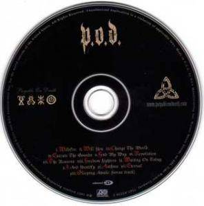 P.O.D.: Payable On Death (CD) - Bild 3