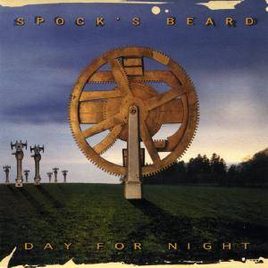 Spock's Beard: Day For Night - Cover