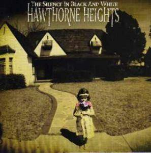 Hawthorne Heights: Silence In Black And White, The - Cover