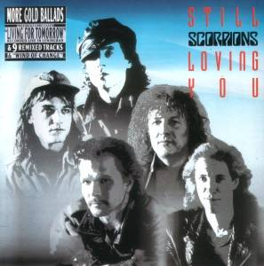 Scorpions: Still Loving You - Cover
