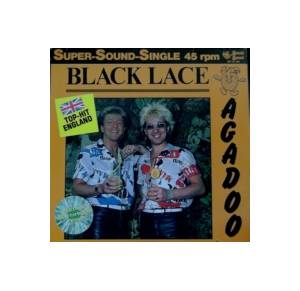 Black Lace: Agadoo - Cover