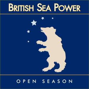 British Sea Power: Open Season - Cover