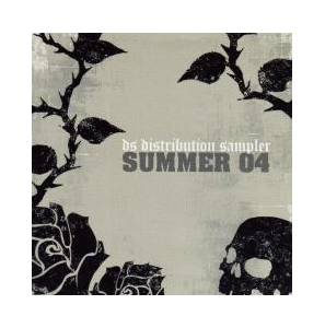 DS Distribution Sampler Summer 04 - Cover