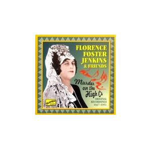 Florence Foster Jenkins - The Glory (????) Of The Human Voice - Cover