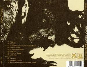 Celtic Frost: Monotheist (CD) - Bild 2