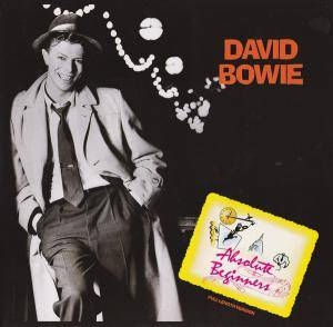 David Bowie: Absolute Beginners - Cover