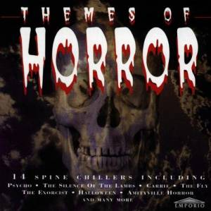 Themes Of Horror - Cover
