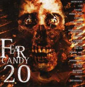Cover - Various Artists/Sampler: Terrorizer 136 - Fear Candy 20