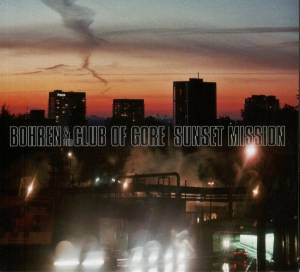 Cover - Bohren & Der Club Of Gore: Sunset Mission