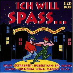 Ich Will Spass - Cover